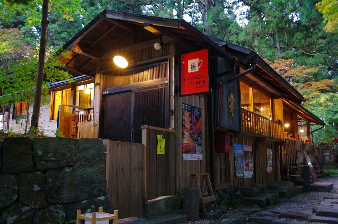 本宮カフェ(栃木日光の世界遺産ふるカフェ)の場所(アクセス)やおすすめニューや口コミは?【ハルさんの休日】