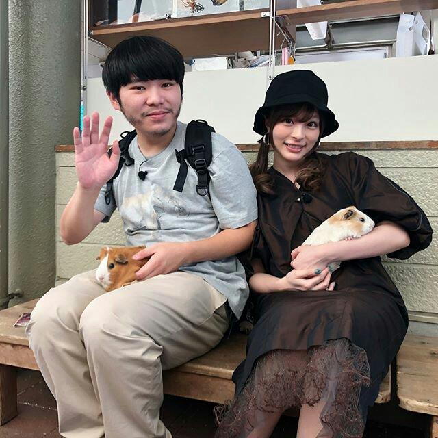 「今くら」きゃりーぱみゅぱみゅ友人の野崎浩貴(30代一般男性)って何者?wiki(高校・大学)や会社は?画像や動物マニアが気になる!