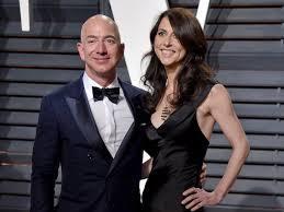 アマゾンのジェフベゾスCEO離婚で資産や慰謝料はいくら?給料判明 ...