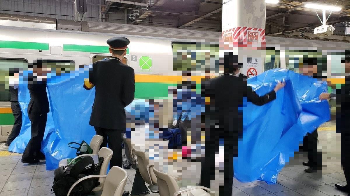 湘南新宿ライン池袋駅で子供出産がすごい【画像あり】電車中の状況や出産した女性は誰?