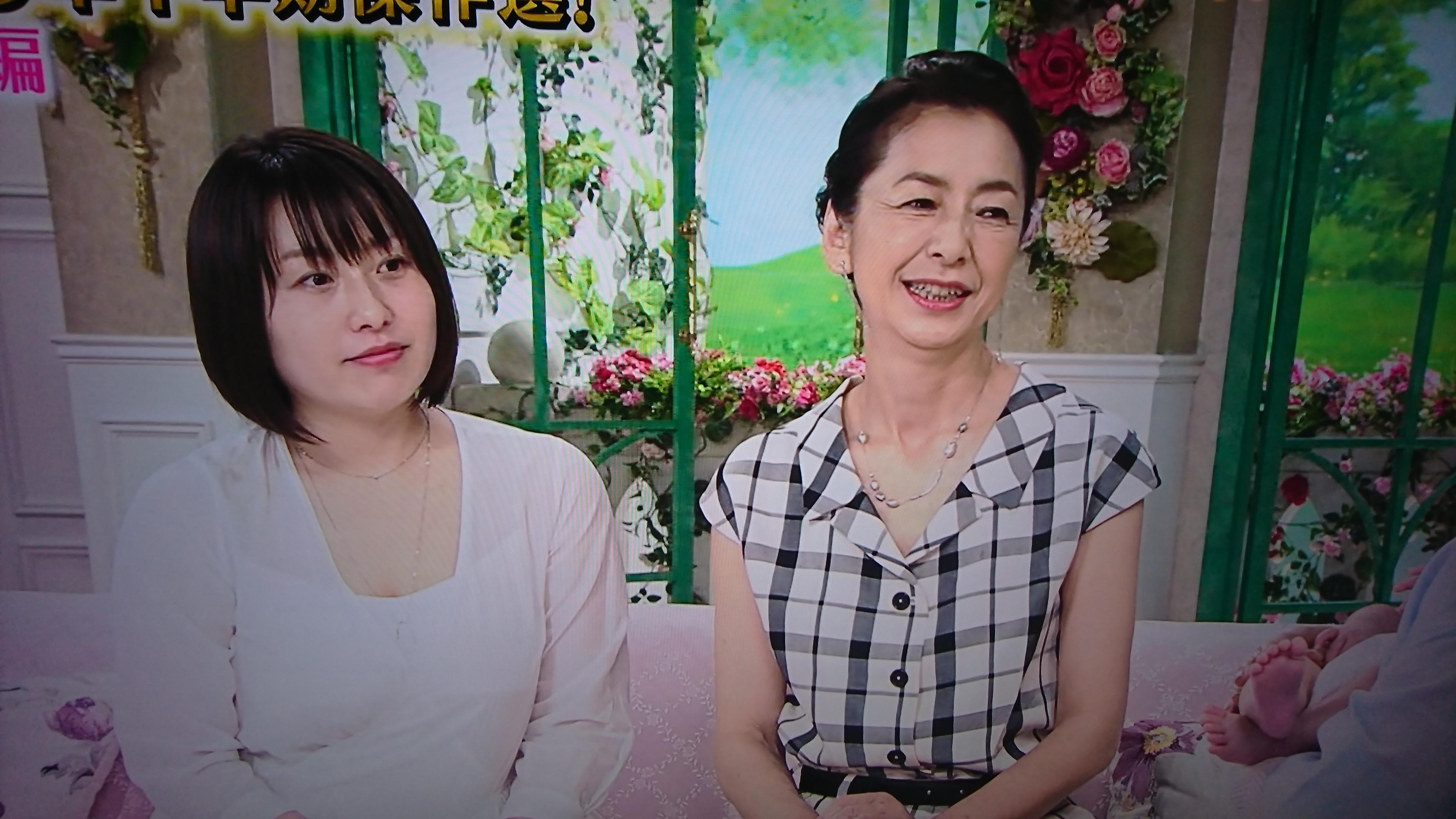 高橋惠子の子供(娘)秋山祐奈や孫がかわいい!結婚した旦那は?【深イイ】