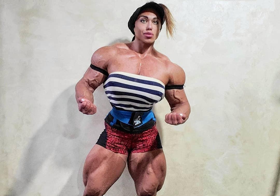 ナタリアはモスクワ最強ボディー!wiki経歴や結婚した旦那は?マッチョ美女画像!【アンビリバボー】