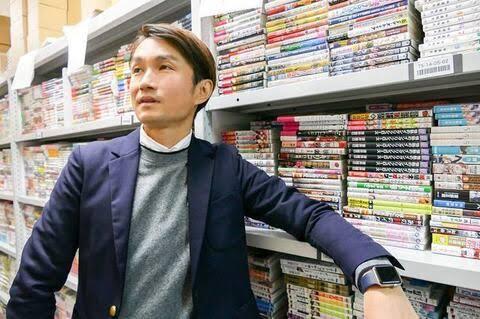 激レアさんアンドウ(安藤拓郎)wiki経歴!年収や家族は?漫画全巻ドットコムとは?
