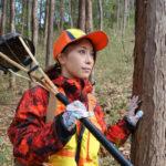 nozomiイノシシ美人猟師wiki経歴!結婚や彼氏は?ヨガインストラクターで年収は?【ノブナカ】