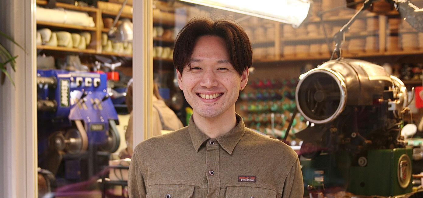村上塁(靴修理)wiki経歴!結婚の妻や年収は?ハドソン靴店の料金!【情熱大陸】